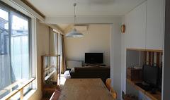 8寸屋根の家