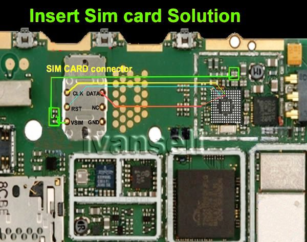 Nokia 5130 Insert Sim Solution 4 Mobile Solution