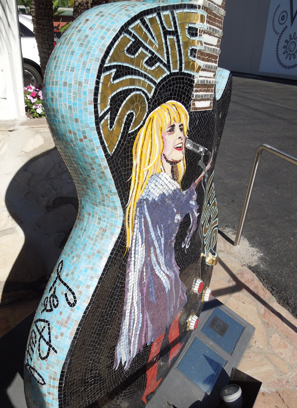 Stevie Nicks tribute Guitar
