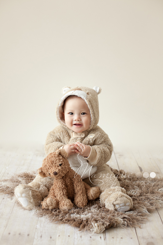 Vancouver Baby Photography - Bears
