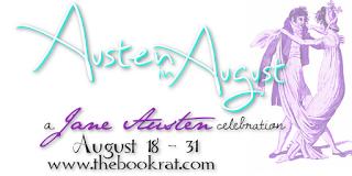 Austen in August 2014!
