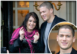 Wentworth Miller Girlfriend