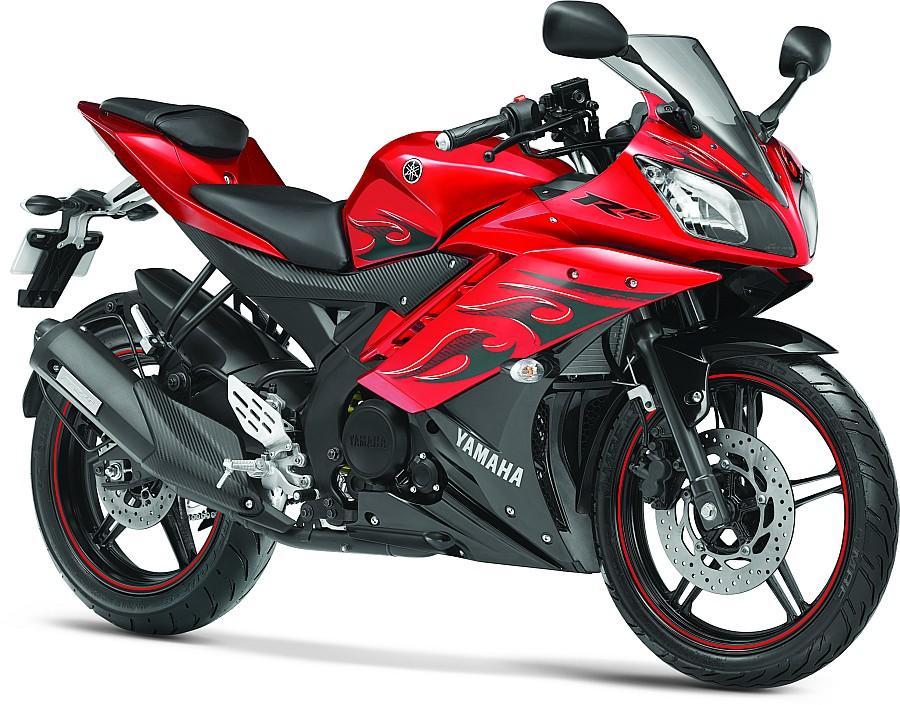 R15 V2 Limited Edition 2013 Red Yamaha R15 ...