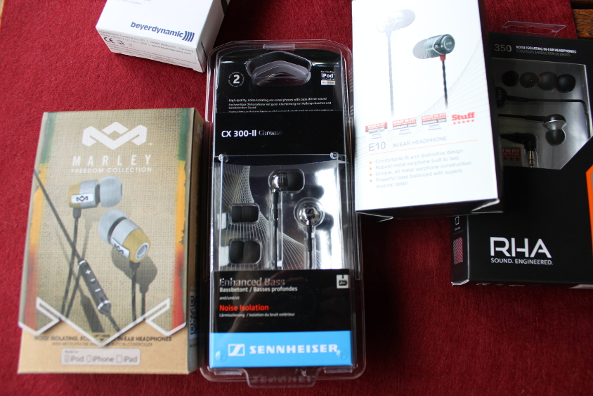 Unter 50 Euro In-Ears