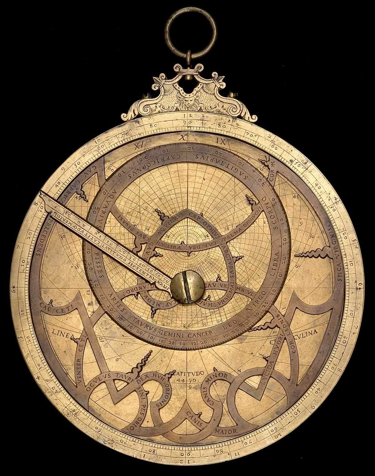Astrolabes and stuff how did an italian astrolabe end up on the image courtesy of museum of the history of science university of oxford nvjuhfo Image collections