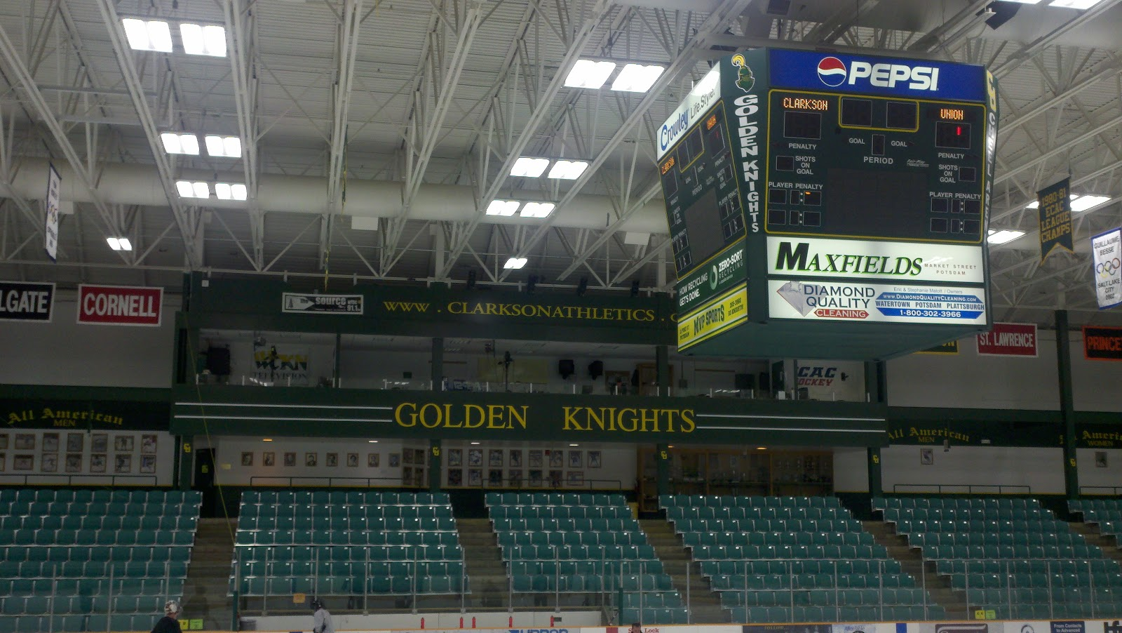 Cheel Arena, Clarkson University