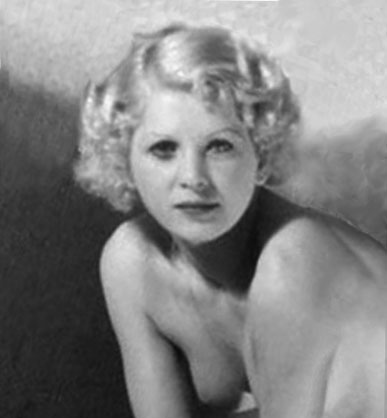 Thelma Todd: Pulp Similarities