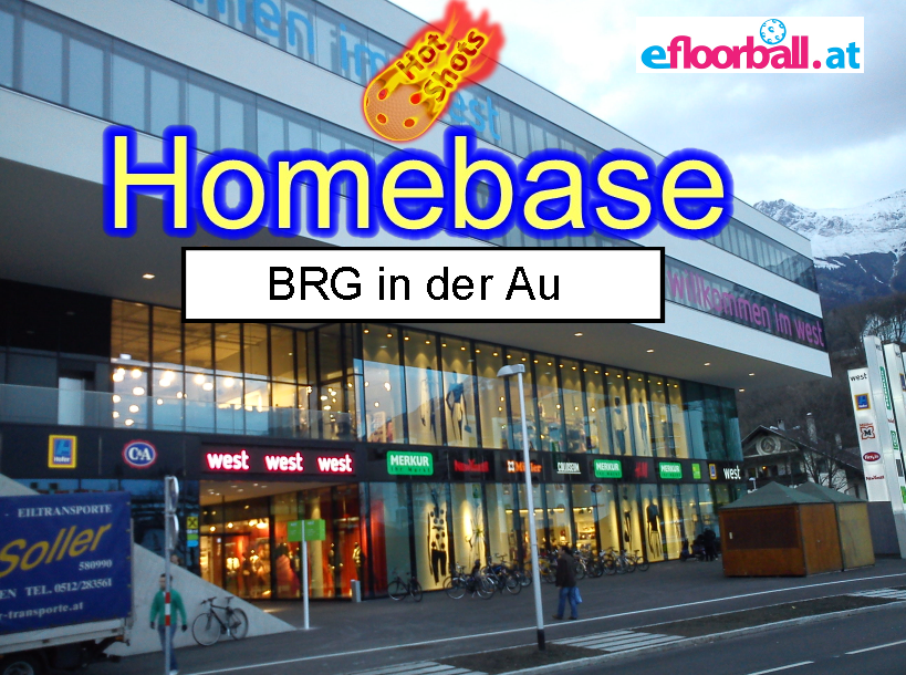 Homebase: BRG in der Au