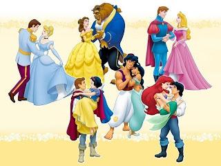 Imágenes de Princesas hermosas