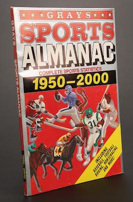 sports almanac bttf