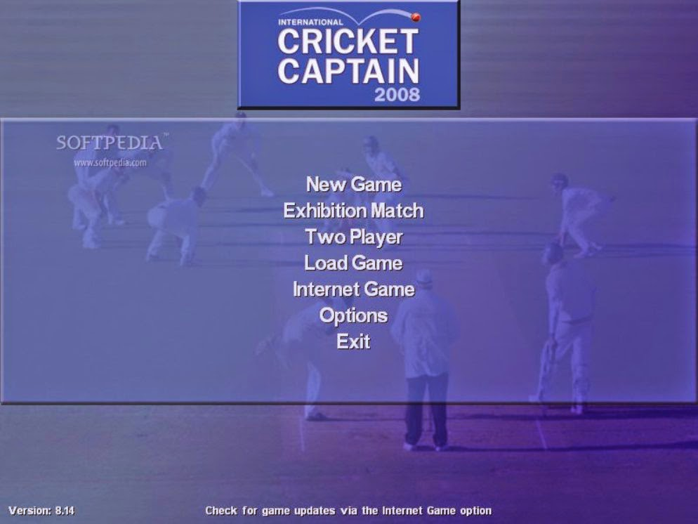 international cricket captain 2008 free download