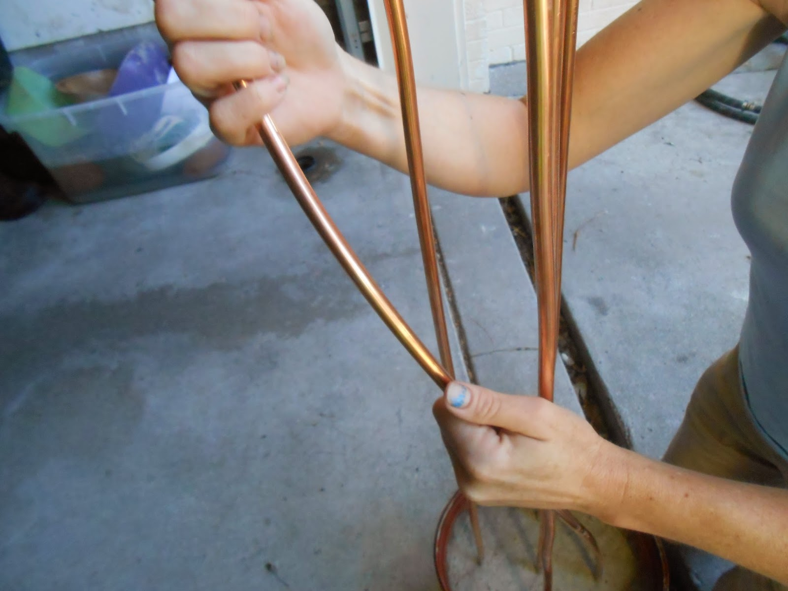how to cut copper tubing