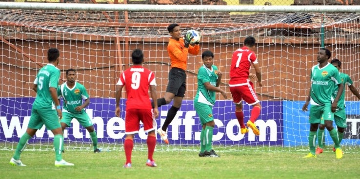 Salgaocar FC 2-1 Shillong Lajong FC