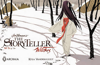 "NOW AVAILABLE ! - ""Jim Henson's The Storyteller Witches"" Tale Two"