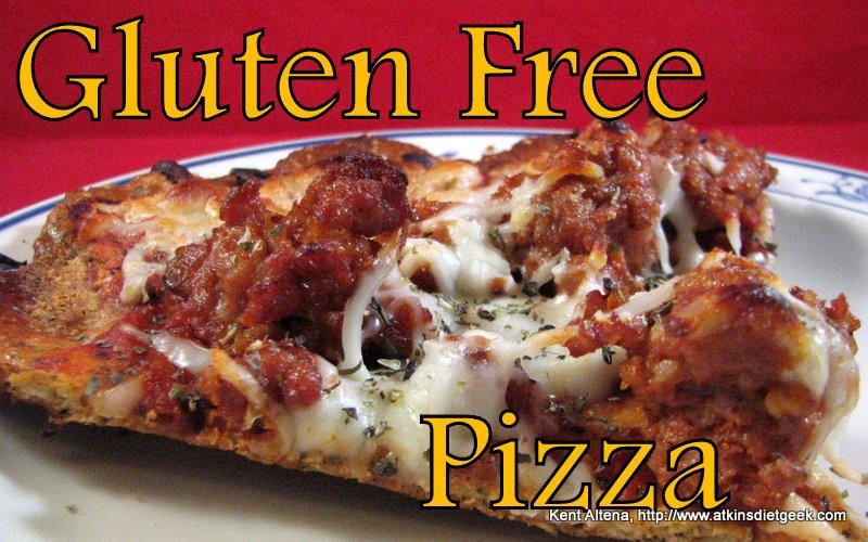 SPLENDID LOW-CARBING BY JENNIFER ELOFF: Gluten-Free Pizza