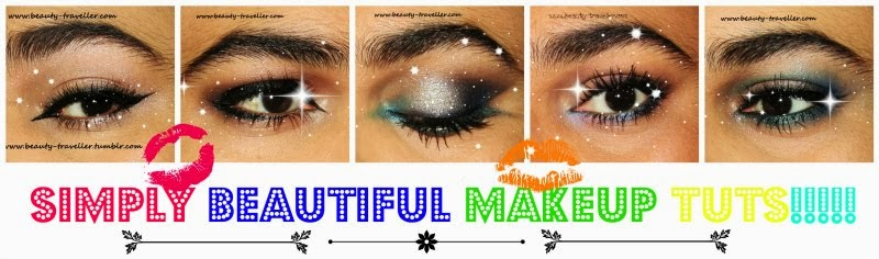 Simply Beautiful Makeup Tuts!!!!