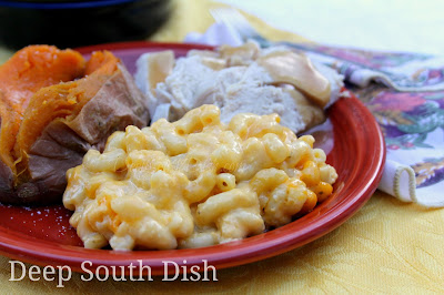 Southern Style Big Batch Super Creamy Special Occasion Macaroni and Cheese & Deep South Dish: Southern Style Big Batch Super Creamy Special ...