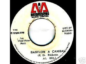 (VENDIDO)AL BELL-MICRON 7´´(MELO DE CANIBAL)