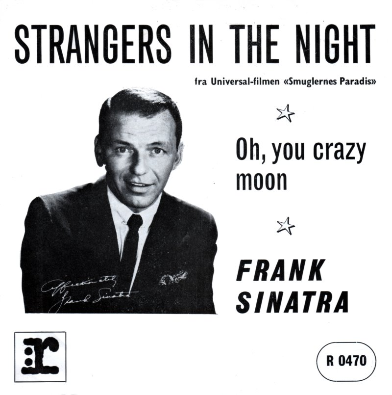 letra strangers in the night: