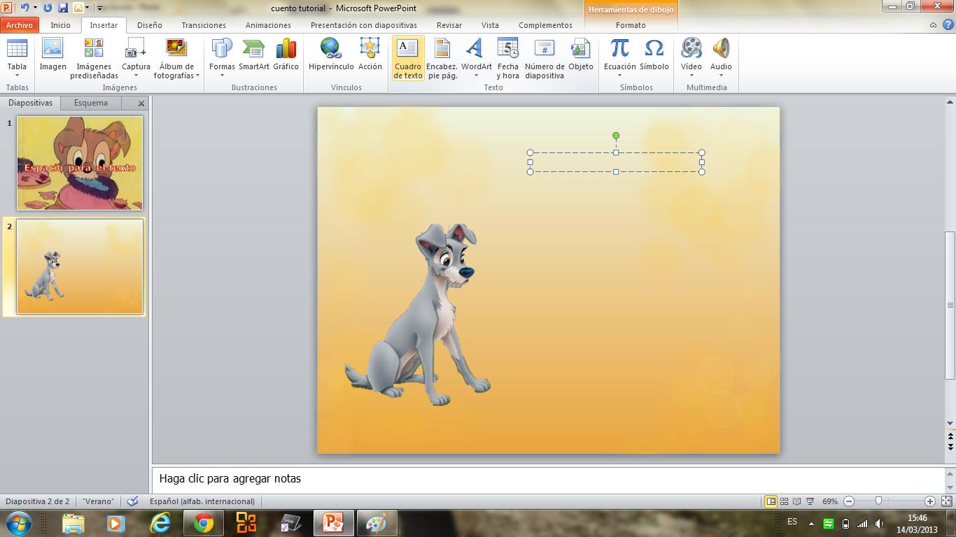 Desarrollo curricular y aulas digitales c mo hacer un - Como hacer cuadros con botones ...