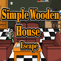 Ena simple wooden house escape walkthrough for Minimalistic house escape 5 walkthrough