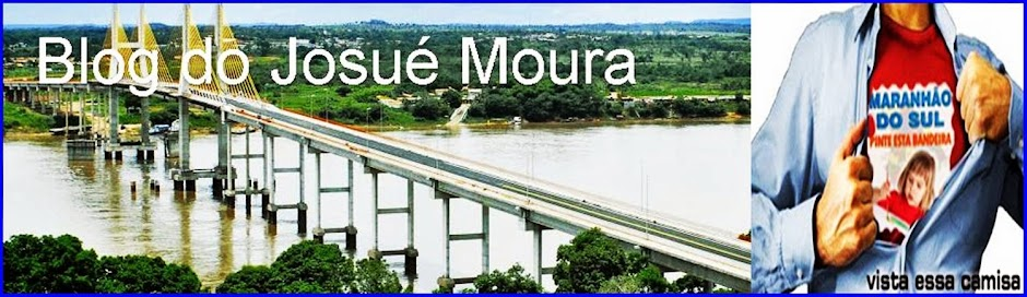 BLOG DO JOSUÉ MOURA