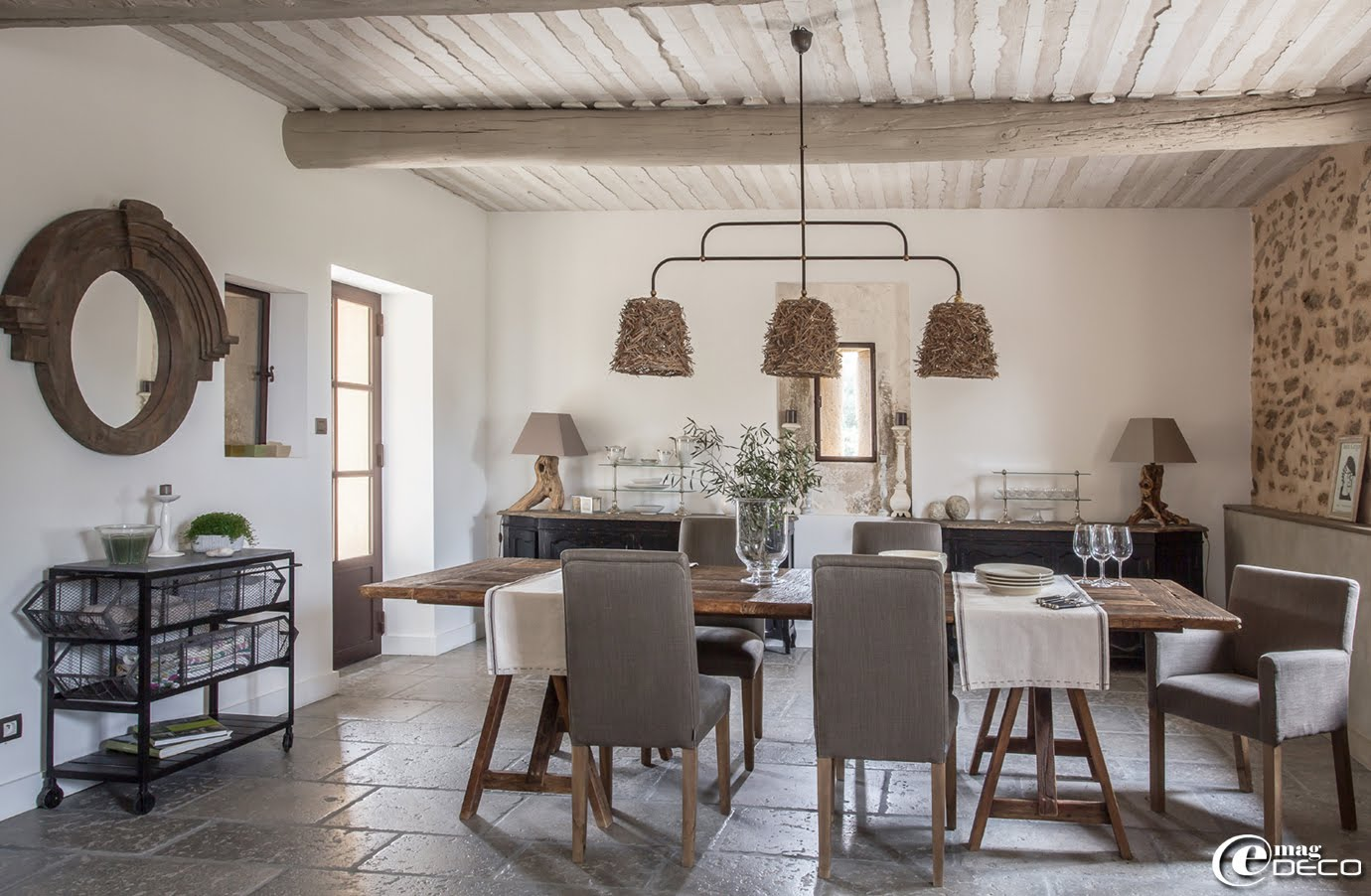 Awesome Idee Deco Maison Ancienne Ideas - lalawgroup.us ...