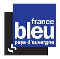 Logo de france Bleu pays d'Auvergne