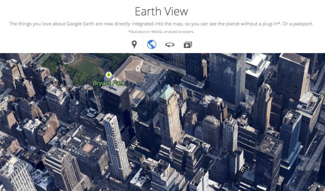 new version of Google Maps has dragged on for a few hours on the web, enough so that our colleagues from Droid-Life make some shots that reveal a new interface and several exciting new features