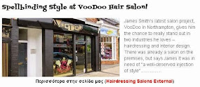 Spellbinding Style at VooDoo Hair Salon!