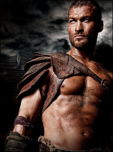 andy whitfield spartacus