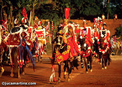 Cavalhada: carnaval a cavalo