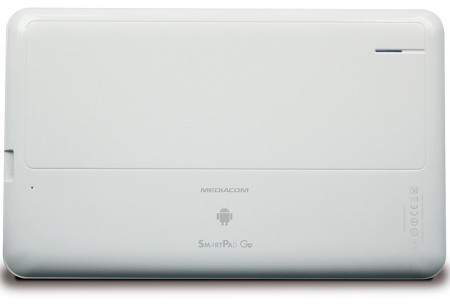 Design semplice e niente fotocamera posteriore per il Mediacom SmartPad 9.0 Go il nuovo tablet da 9 pollici di fascia bassa