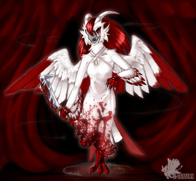 The Harpy por Galahawk