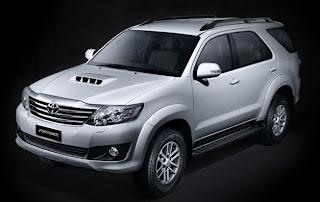 Harga Terbaru Toyota Fortuner Karawang