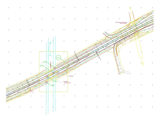 Situasi Contour dan Site Plan Survey Pengukuran Topografi 2