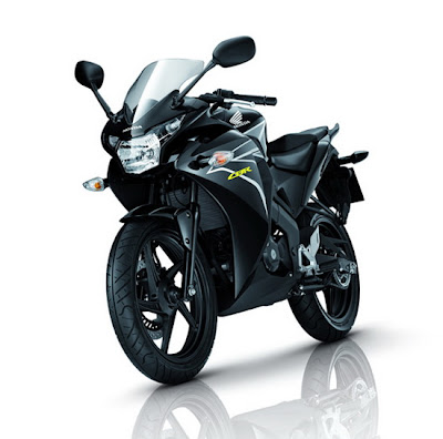 2011 Honda CBR150R Black Color