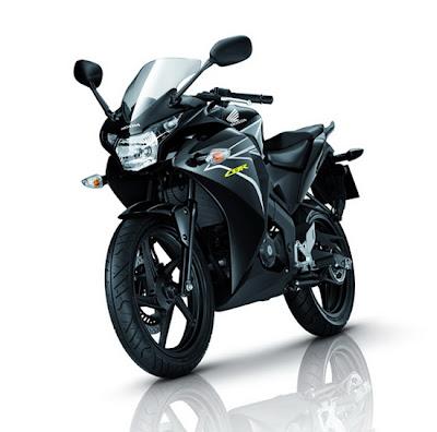 2011 Honda CBR150R Black Color