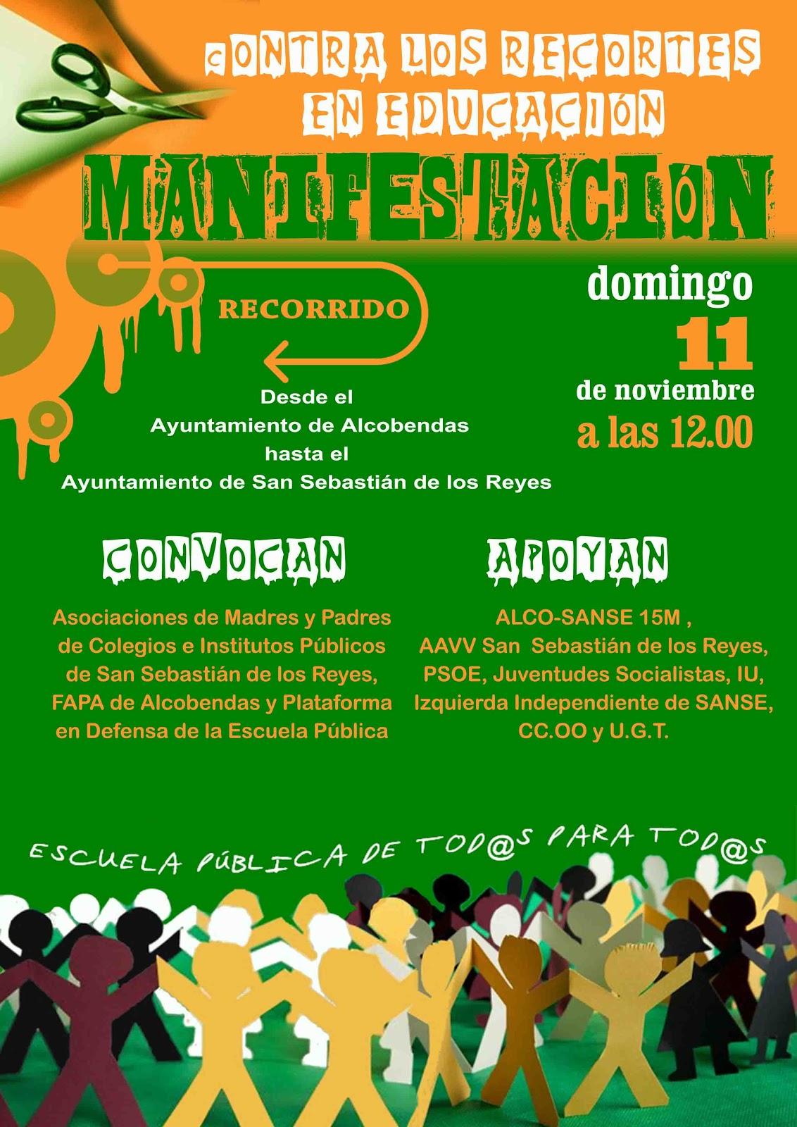 Fapa alcobendas noviembre 2012 for Trabajo en alcobendas y san sebastian de los reyes