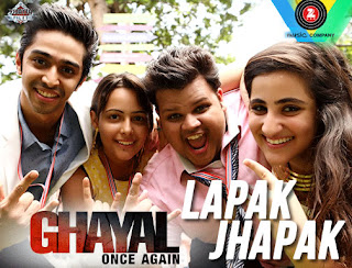 Lapak Jhapak Lyrics from Ghayal Once Again