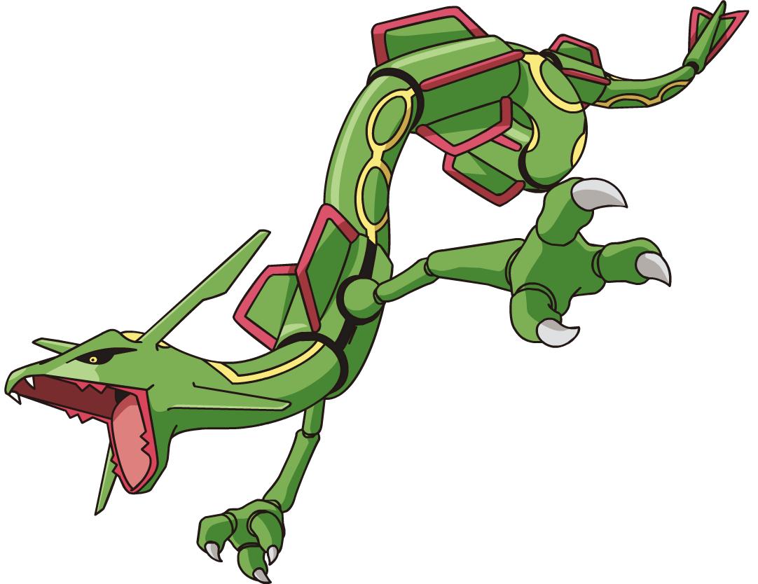 how to catch rayquaza pokemon go