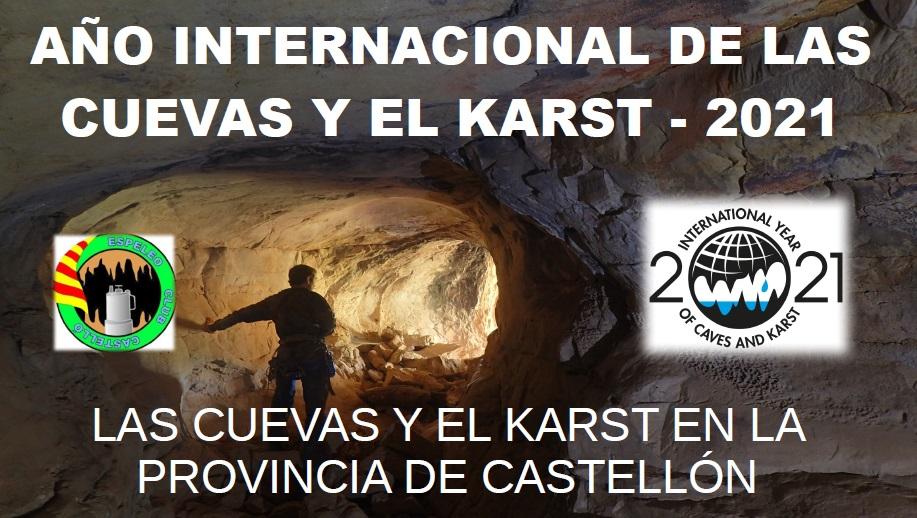 LAS CUEVAS Y EL KARST DE CASTELLÓN