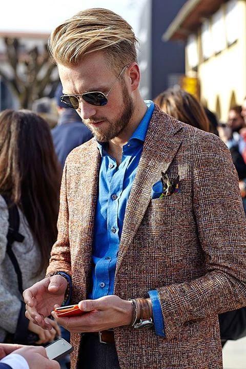 Men Fashion Trends (Three Pics)...