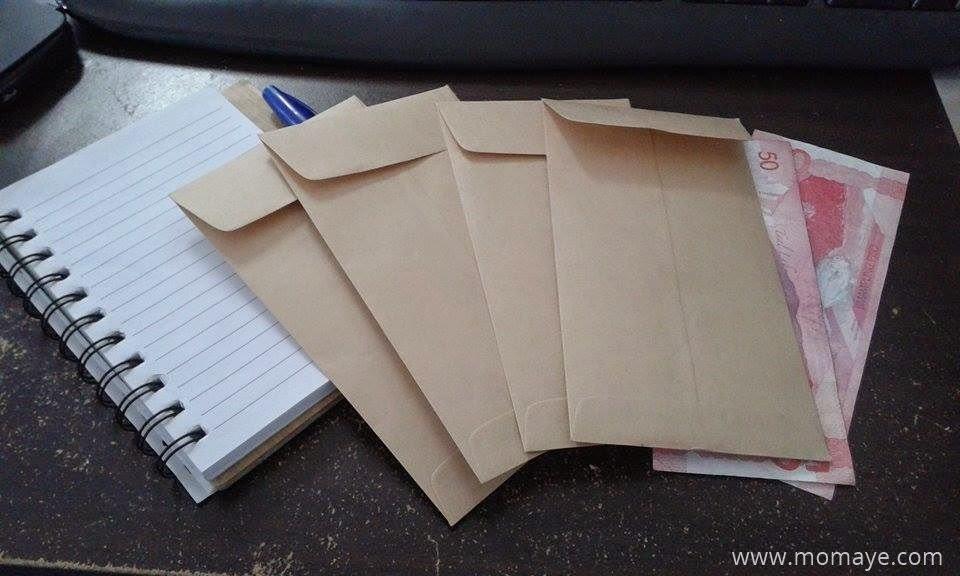 Christmas Money Envelopes