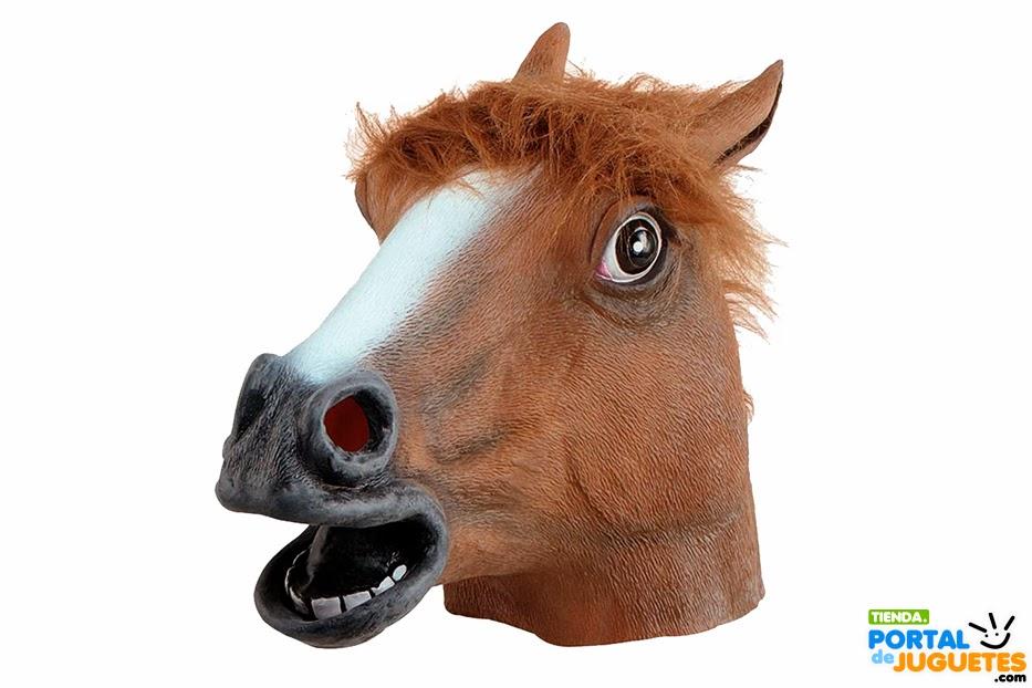 mascara caballo loco forocoches