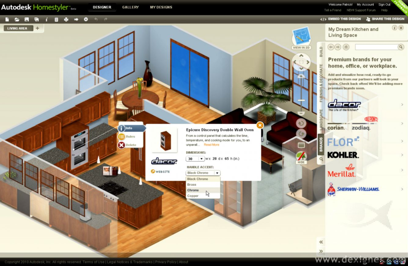 Room Renovation Software Cool Home Renovation Design Software For