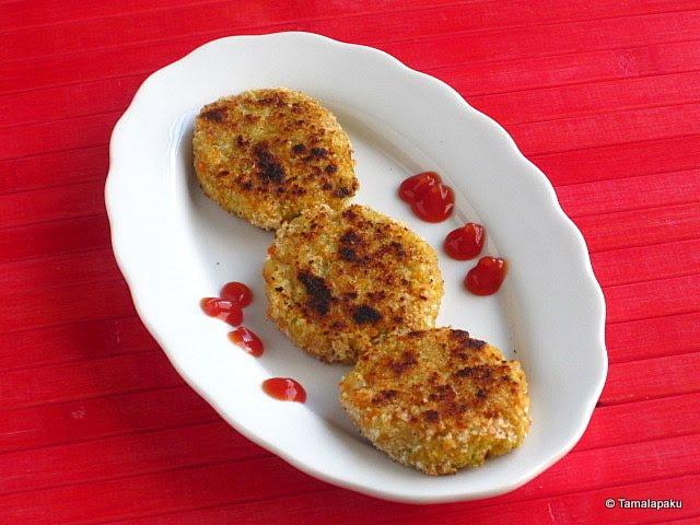 Millet Cutlets