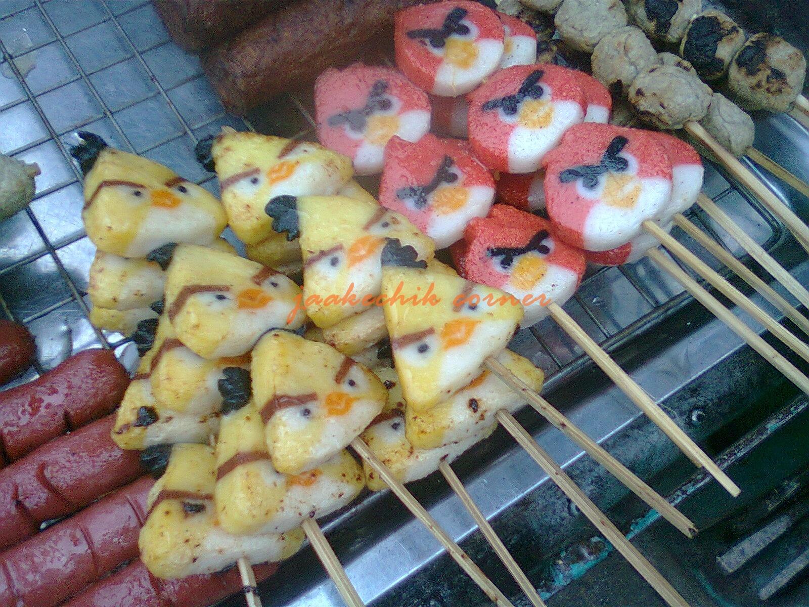 Hot dog angry bird jaakechik corner