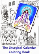 Liturgical Calendar Coloring Book