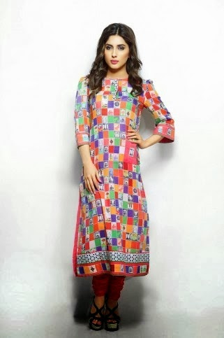Kayseria Spring Lawn Suits Printed Forms
